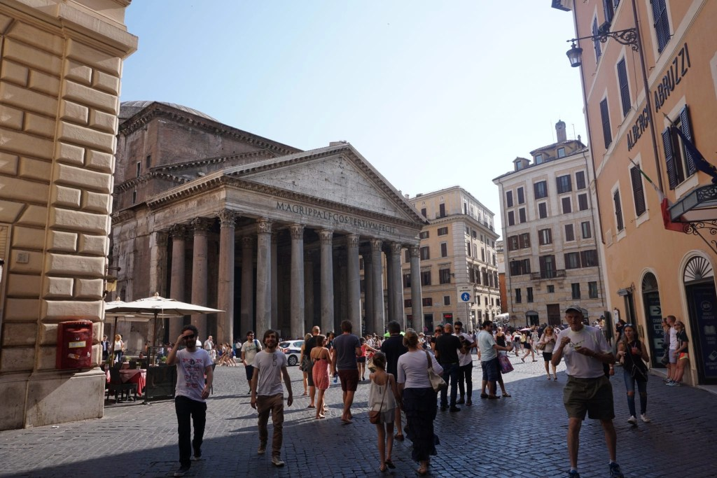 ancient temple rome