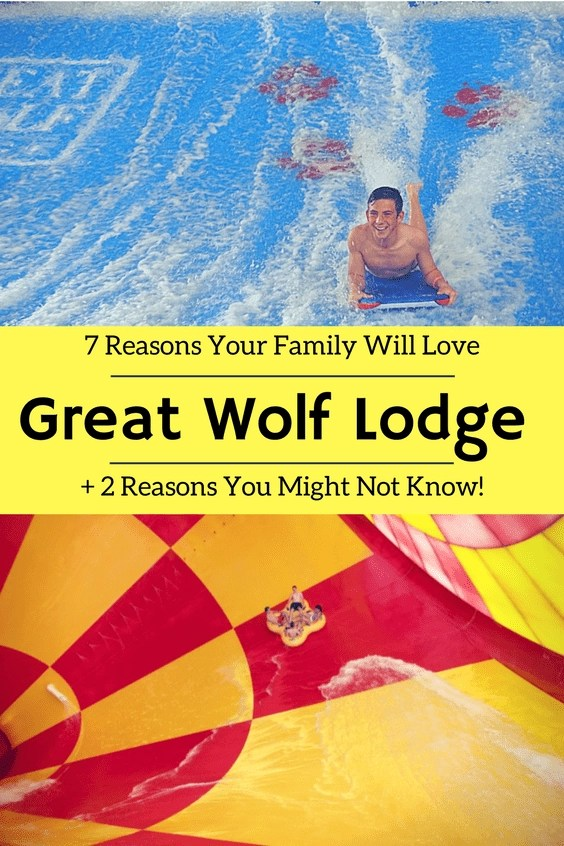 Great Wolf Lodge Southern California is so much fun. Here are 7 Reasons Your Family will love Great Wolf Lodge [+ 2 YOU DID NOT KNOW] #greatwolflodge #waterpark