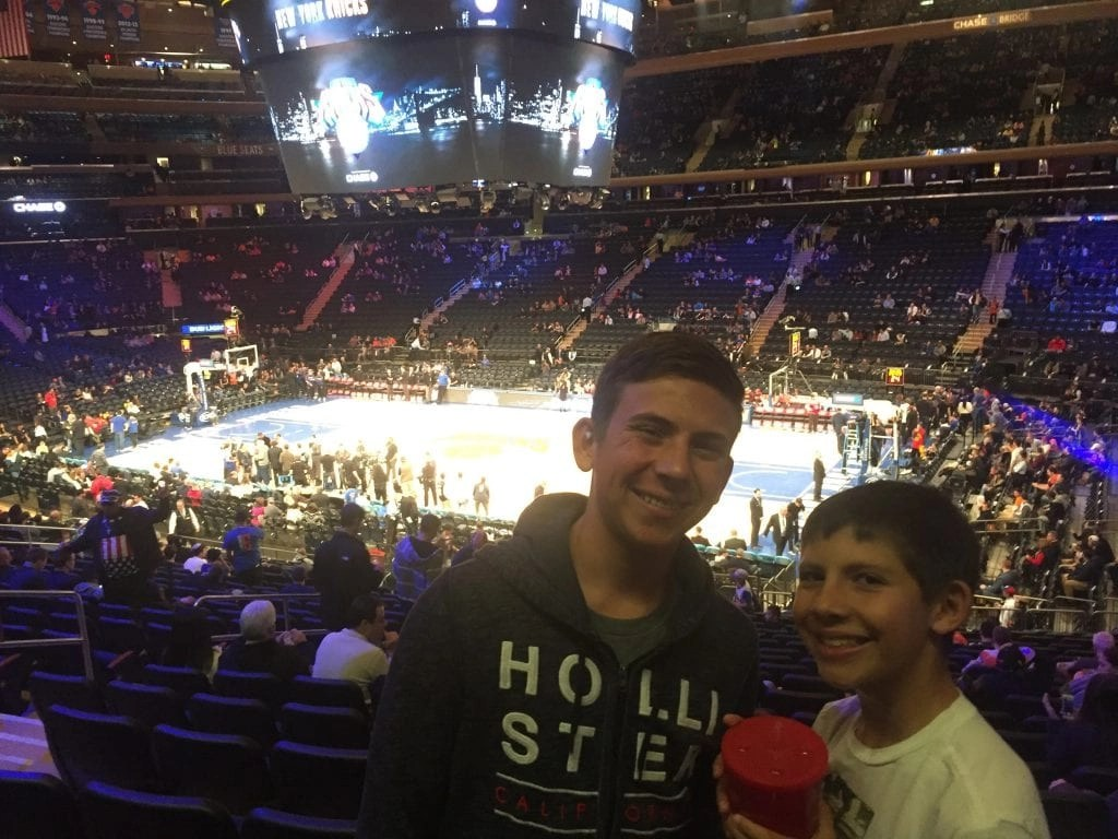 Madison Square Garden - Things to do in NYC with Kids