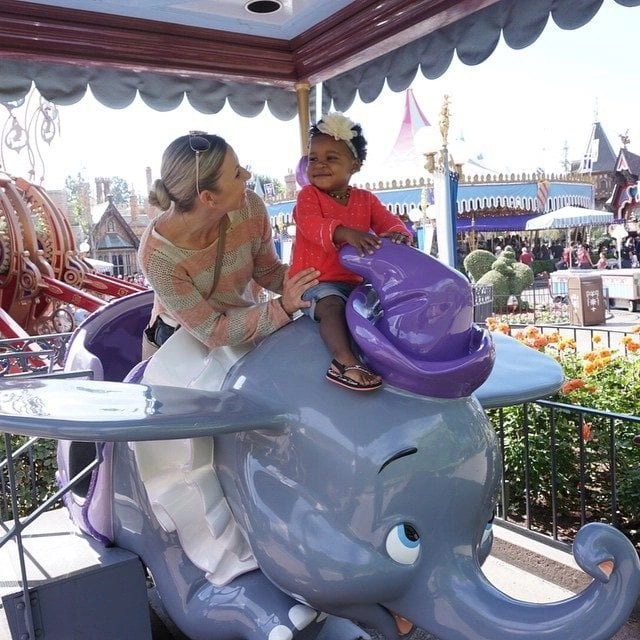 Disneyland Extrq Magic Hour