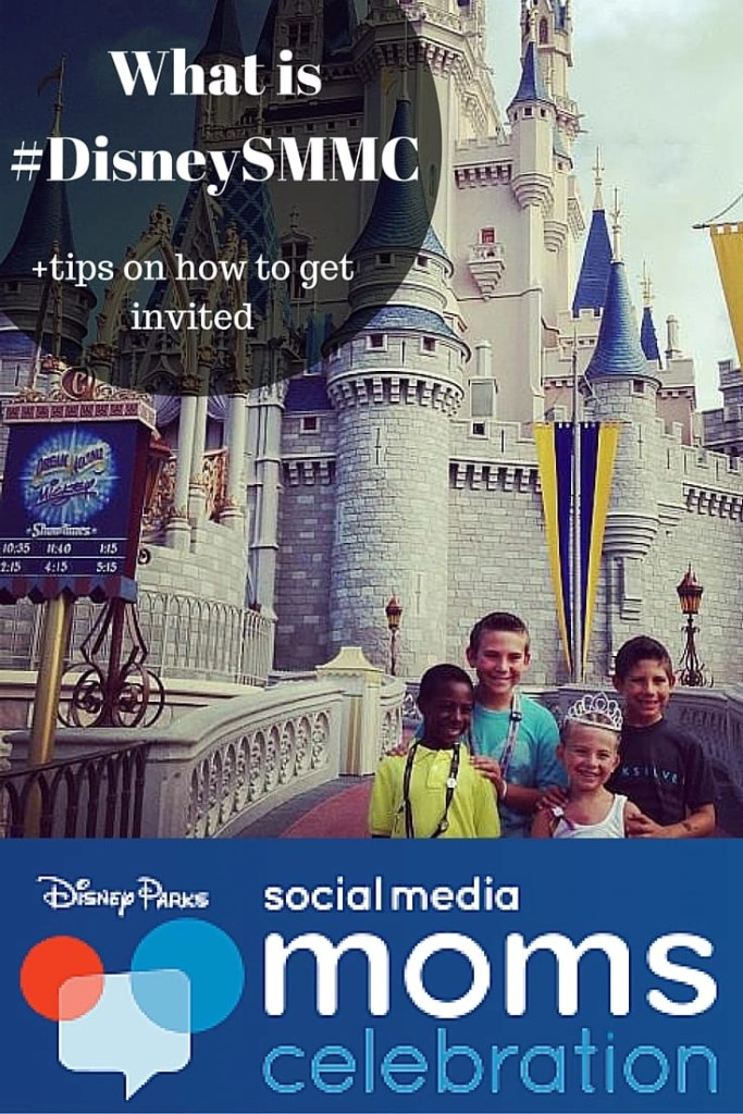 DisneySMMC- what it is and tips to get invited