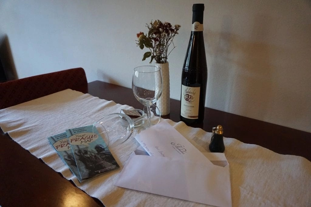 The best place to stay in prague a charming little hotel for Special places to stay prague