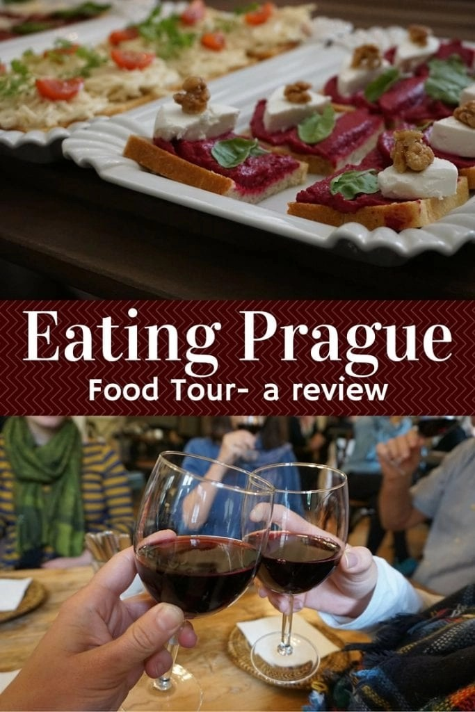 An amazing food tour in Prague. My review of Eating Prague by Global Munchkins