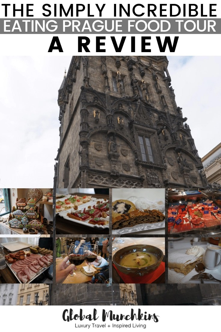 My experience with Eating Prague Food Tour was absolutely fantastic. I would highly recommend anyone (including families with older children) to check out this tour when visiting Prague. #prague #food #foodexperience #travelexperience #foodie #delish #review #traveltips