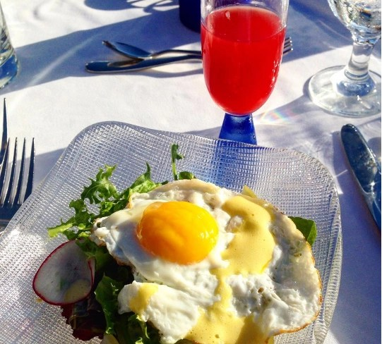 Healthy Breakfast at El Conquistador Resort