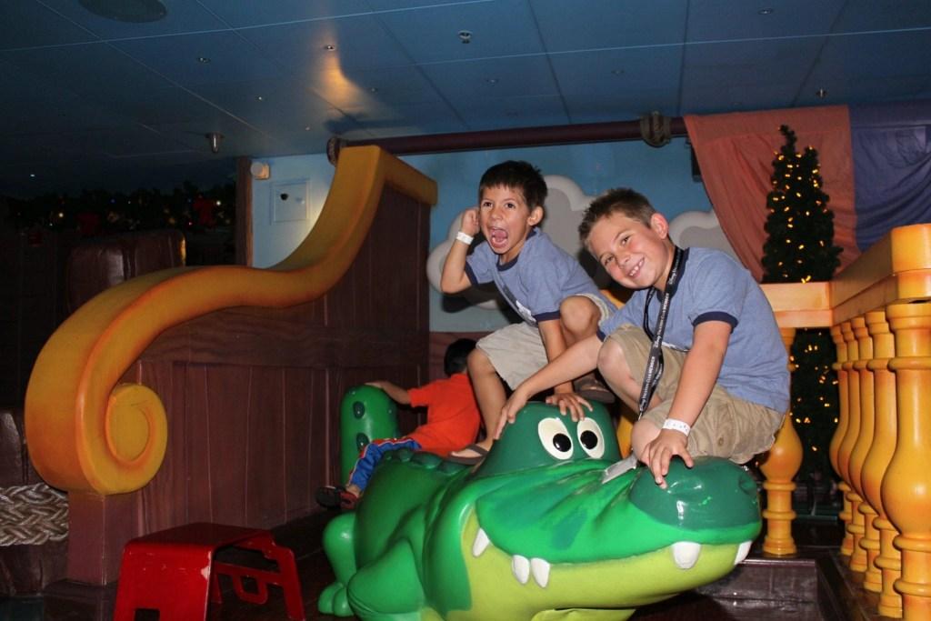 oceaneer lab on Disney Cruise Line | Global Munchkins