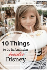 10 Things to do in Anaheim besides Disney | Global Munchkins