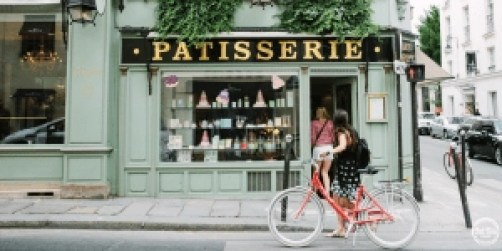 patisserie in Paris with kids | Global Munchkins