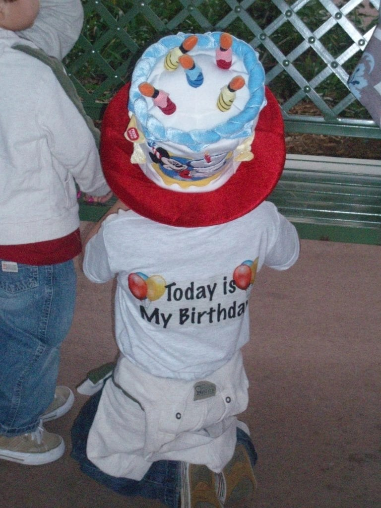 Disney World Birthday Shirt Ideas