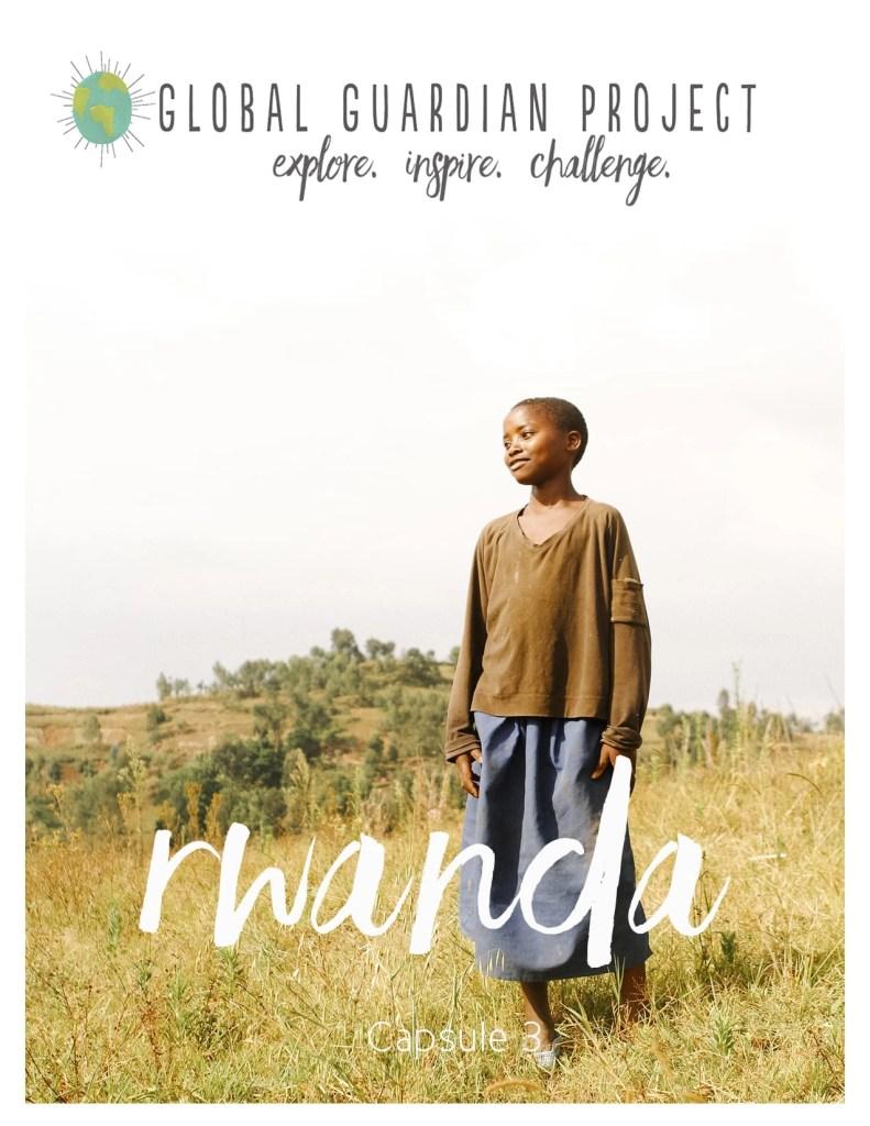 Rwanda Global Guardian Project   Global Munchkins