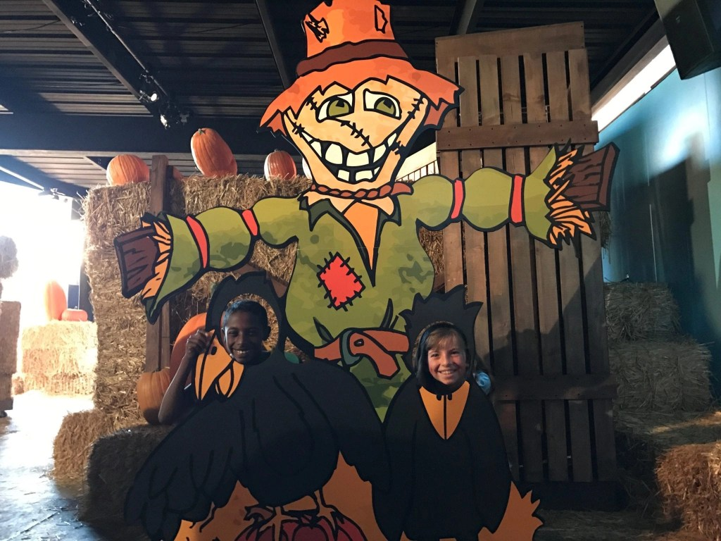 Knott's Spooky Farm | Global Munchkins