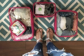 Stay Organized with EZ Packing Cubes + GIVEAWAY