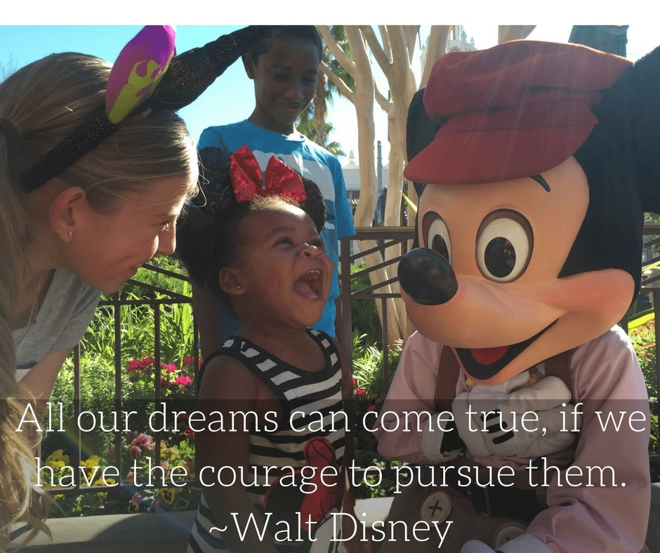 Dreams Matter- what Disney taught my kids about dreams | Global Munchkins