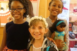 """An American Girl Story- Melody 1963: Love Has to Win"" Premiere 