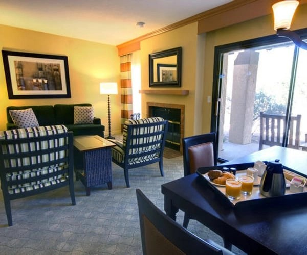 Family Tucson Hotel offering Casitas with one, two or three bedrooms located at the Hilton El Conquistador