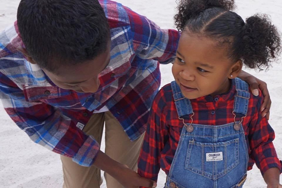 Find great holiday outfits for your boys and girls at OshKosh