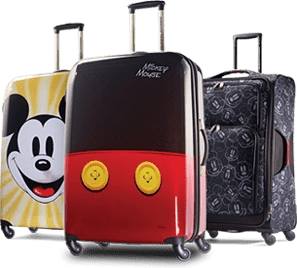Your favorite traveler will love a new carry on wheeled luggage bag from American Tourister. It's one of my all time favorite bags. It comes in tons of designs.