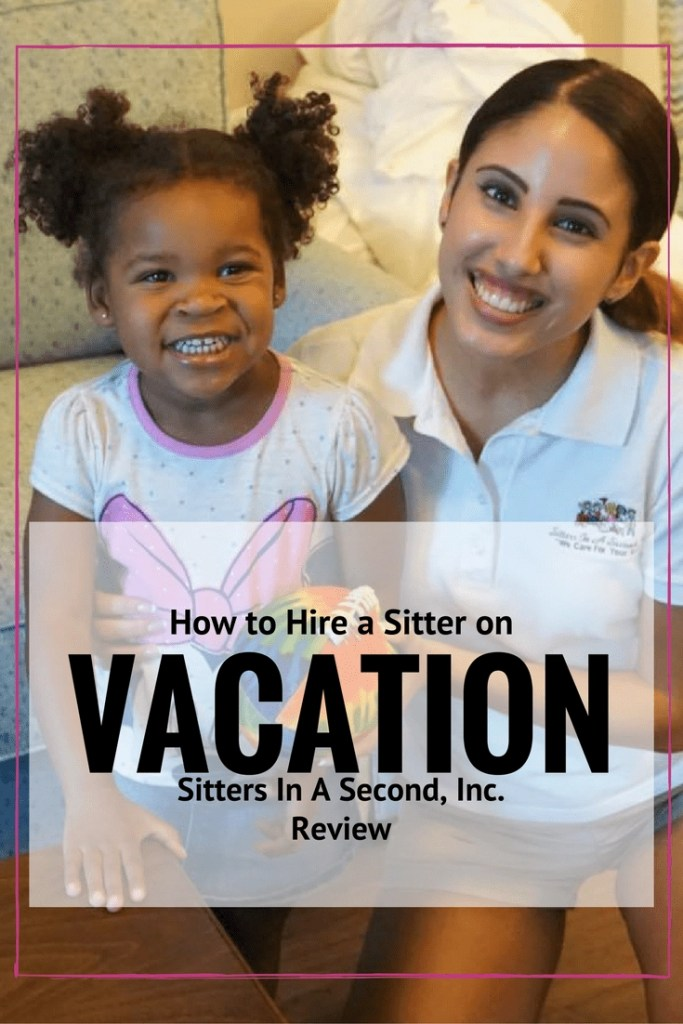 Sitters In A Second, Inc. review plus tips for future families