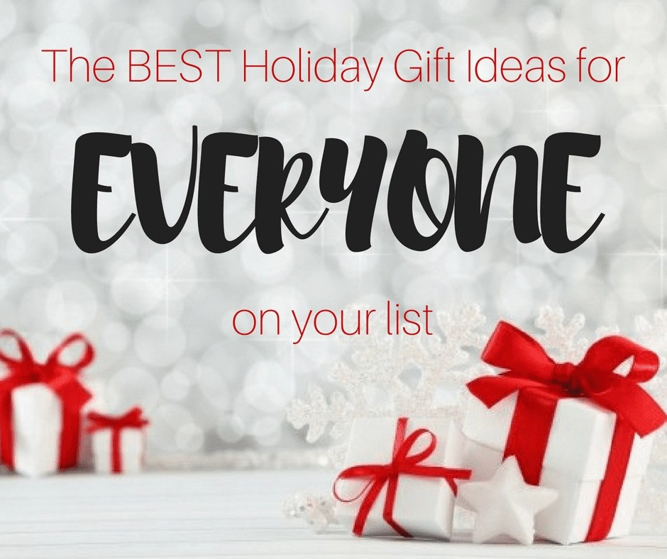 Find something for everyone on your list
