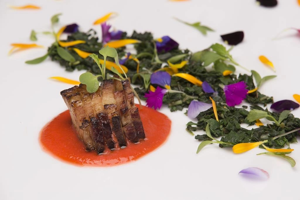 Gastronomy at its best at El Cielo in Colombia.