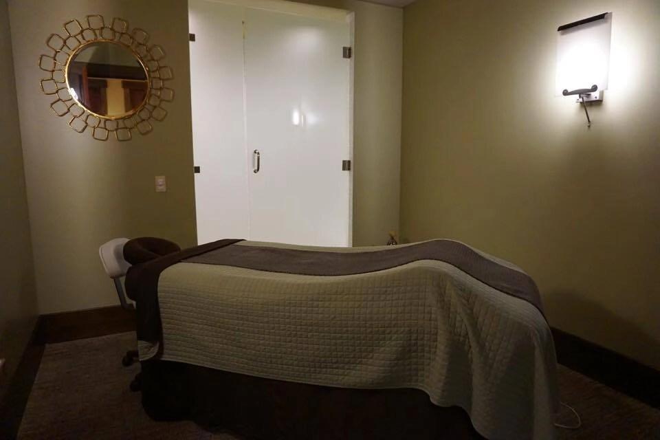 Tenaya Lodge offers world-class spa treatments in Yosemite.