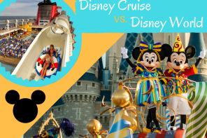 Disney Cruise vs Disney World- Which to Choose and Why