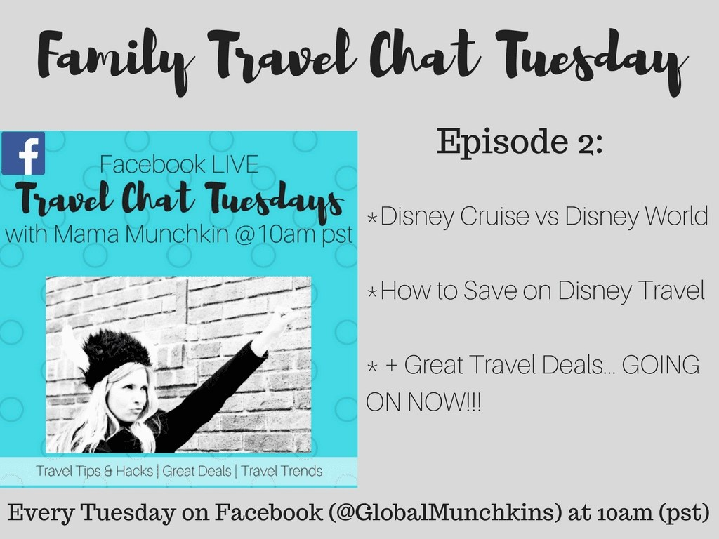 Disney Cruise vs Disney World + how to save on both. Plus, the BEST travel deals online right now