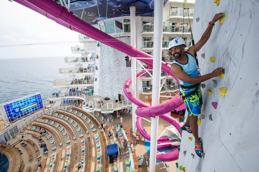 EVERYTHING you NEED to know about Royal Caribbean's NEWEST and LARGEST ship- the Harmony of the Seas