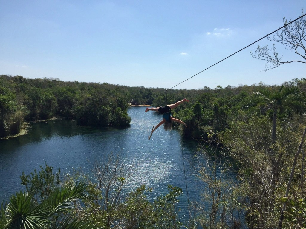 One of the BEST things to do in Tulum is take a tour with Adventure Tour Center who specialize in Tulum tours.
