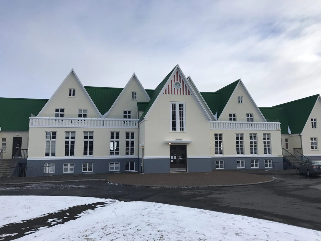 Stay at this beautiful boutique hostel when you visit Iceland and tour the Golden Circle.