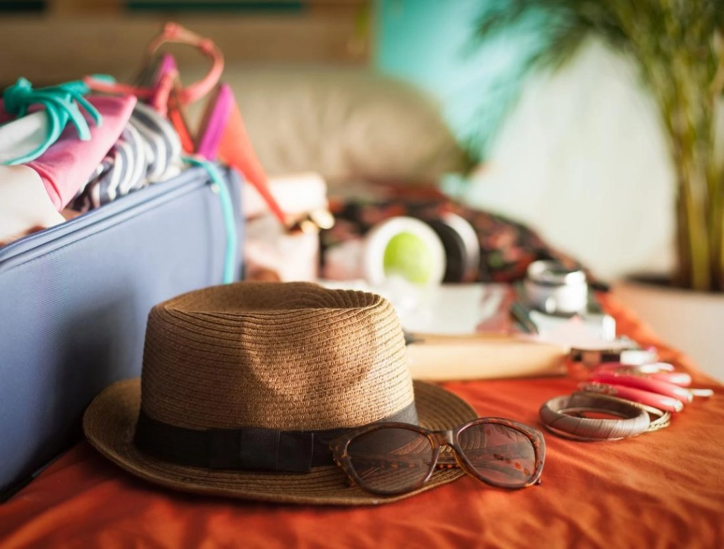 Top 5 Secrets to Lightweight Luggage + 3 Travel Products I can't live without.