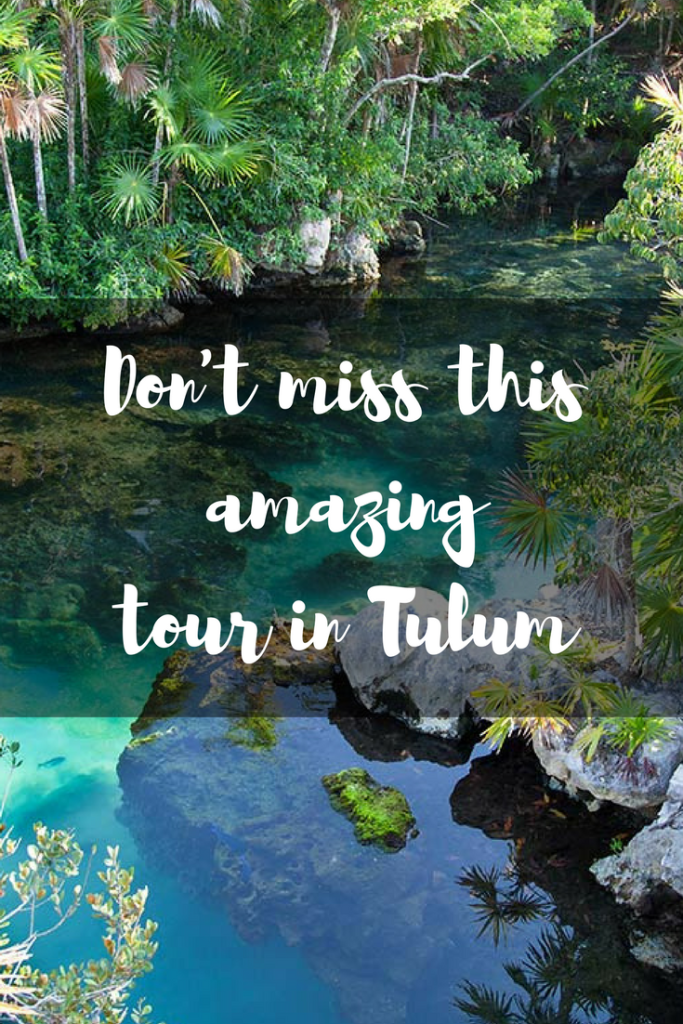 Looking for things to do in Tulum? Check out this amazing tour. It's one of the best Tulum tours we experienced.