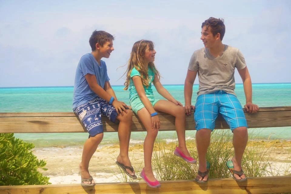 Summer vacation allows kids to bond. Make sure your kids are ready for summer with these easy tips.