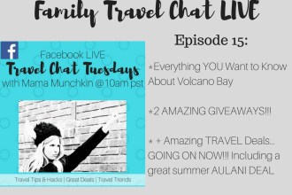 Everything you wanted to know about #VolcanoBay plus 2 amazing #Giveaways that are ending soon and amazing deals to Aulani!!