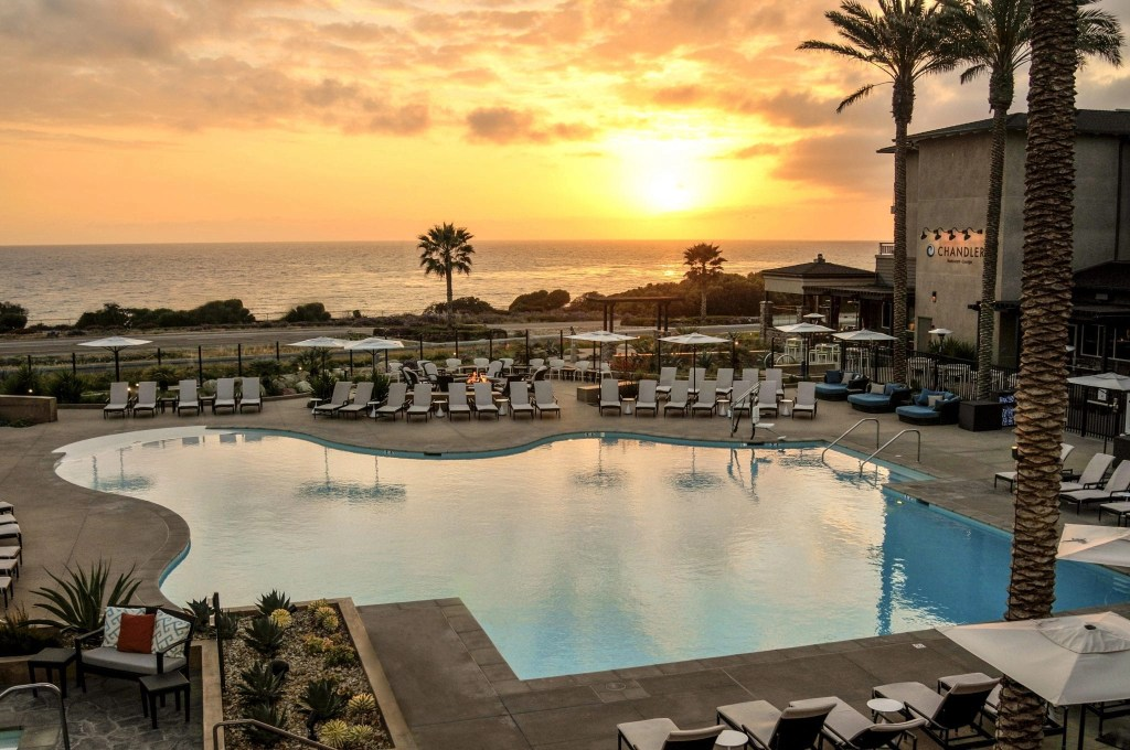 Cape Rey Carlsbad Hotel and Spa, a Hilton Resort- GIVEAWAY. (photo credit: Courtesy of Cape Rey Carlsbad)