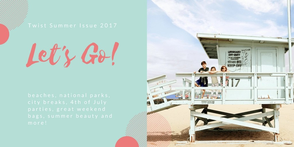 Amazing new modern Family Travel Magazine + Lifestyle. Grab your FREE issue here.