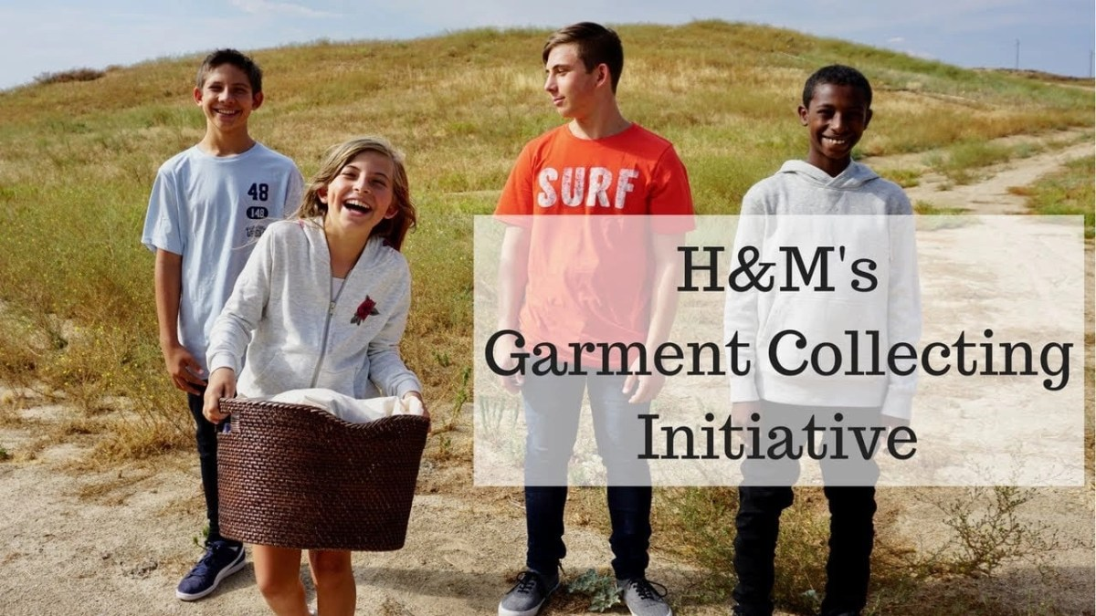 Save on Back to School Fashion + Help Save the Planet with H&M this Fall