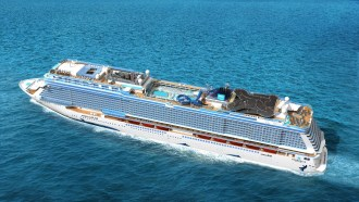 Everything you wanted to know about NCL's newest ship the Norwegian Bliss. Find out what's on board the Norwegian Bliss and what itineraries Norwegian Cruise Line has planned for their newest ship at sea.