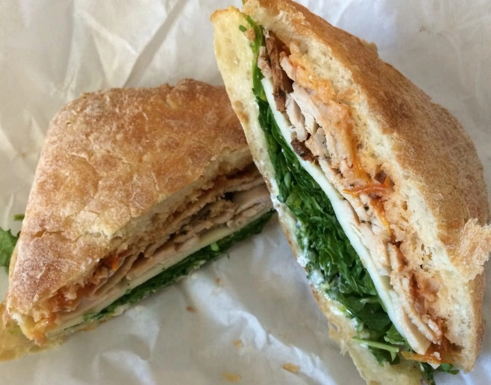 It doesn't get fresher than straight from the butcher shop. See why the Naughty Pig is one of my top sandwich shops in Temecula