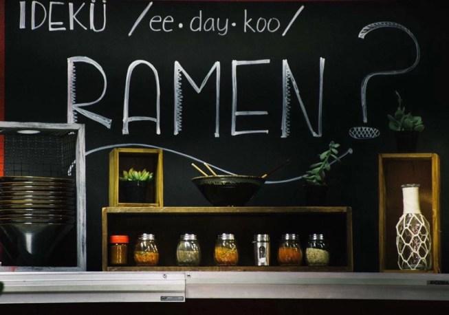 ideku sushi and grill and ramen
