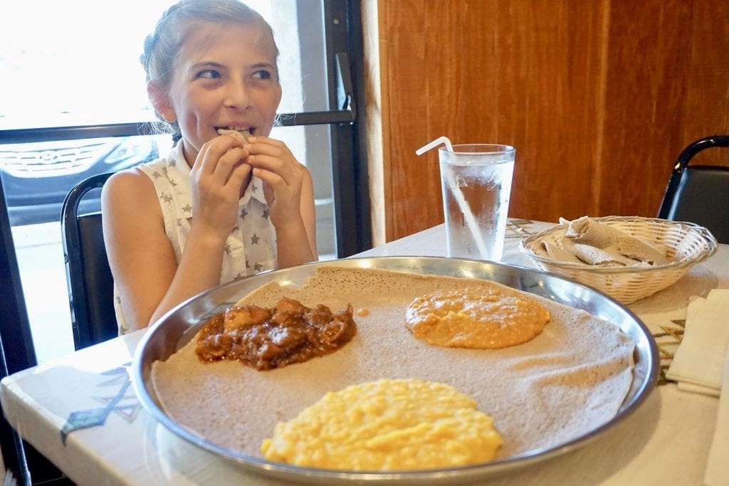 Cafe Lalibela, Ethiopian Restaurant. AD- Check out our ULTIMATE Things to do in Tempe AZ where you will find the best activities, attractions, and restaurants for your next visit to Tempe with kids in tow.
