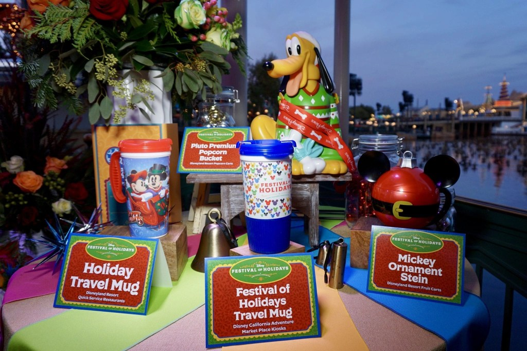 California Adventure Park is also in the holiday mood. The Disneyland Holiday Season has begun. Grab our Pro Tips for surviving a trip at the parks during this extremely busy time of year. Also, get a sneak peek of all the entertainment & food offerings new this year. #disneylandholidays #disneyfan #disneylandchristmas