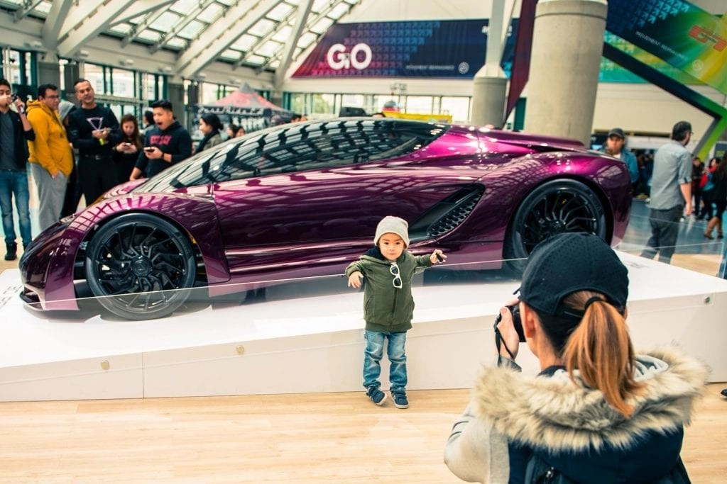 Why You Should Go To The LA Auto Show Enter To Win Tickets - When is the next car show
