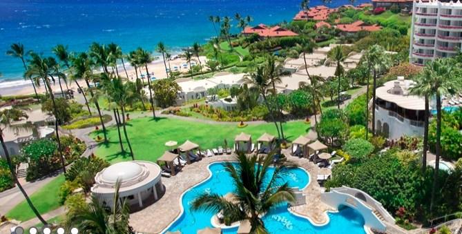where to stay in maui - fairmont kea lani