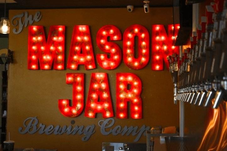 Temecula Breweries - Mason Jar Brewery