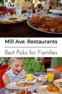 AD Top Mill Ave. Restaurants in Tempe AZ. Check out which restaurants we recommend by clicking through to the post. #Tempe #TempeRestaurants #HowWeTempe @TempeTourism