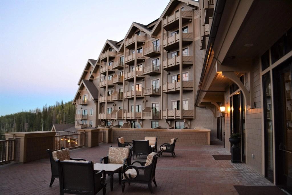 Montage Deer Valley- one of the best luxury resorts in Park City Utah