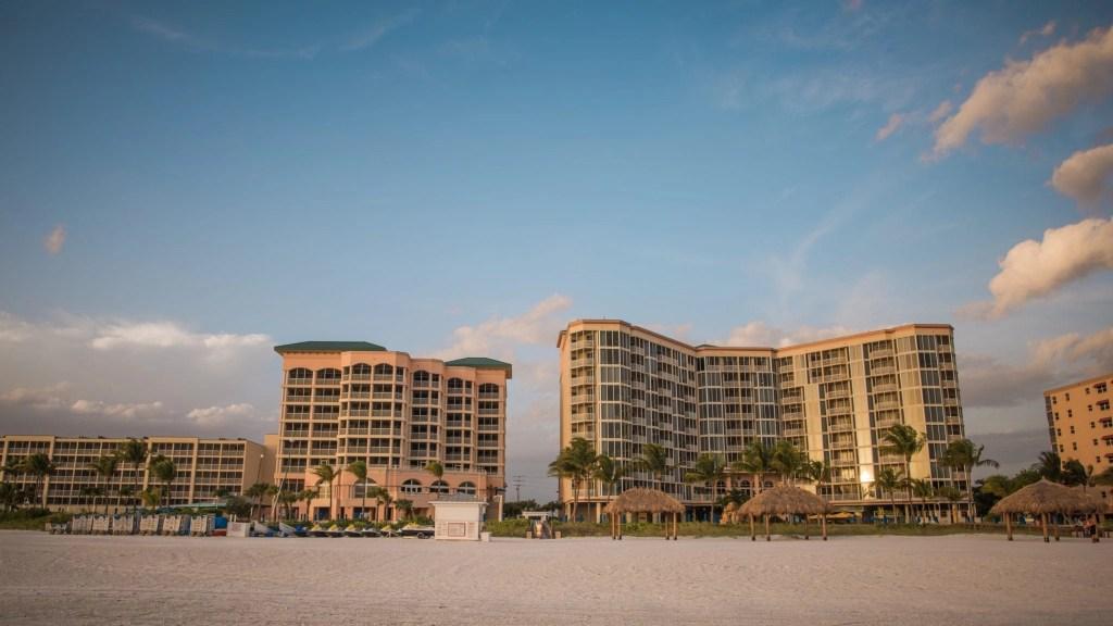 Luxury Resorts- Pink Shell Resort