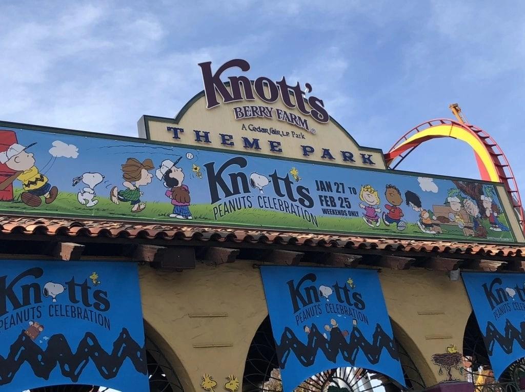 Discounted Knott's Berry Farm Tickets