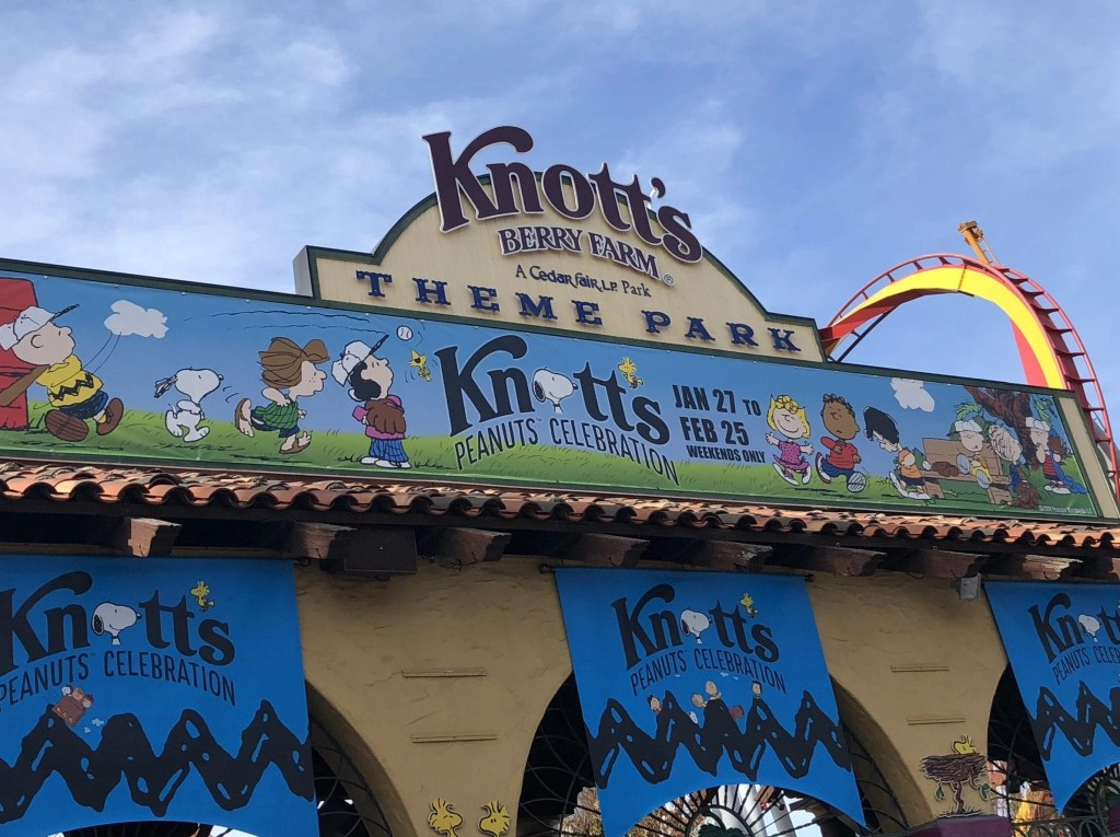 Discounted Knott's Berry Farm Tickets